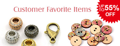 Customer Favorite Items UP TO 55% OFF