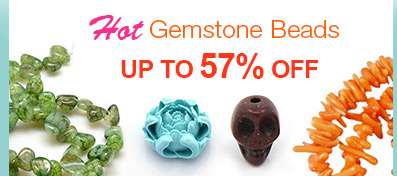 Hot Gemstone Beads UP TO 57% OFF