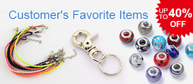 Customer's Favorite Items UP TO 40% OFF