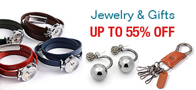 Jewelry & Gifts UP TO 55% OFF