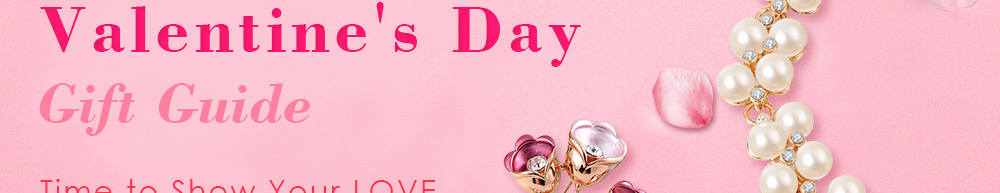 Valentine's Day Gift Guide Time to Show Your LOVE