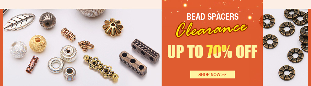 Bead Spacers Clearance Up to 70% OFF