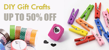 DIY Gift Craft UP TO 50% OFF