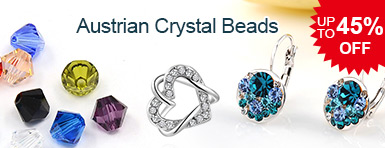Austrian Crystal Beads UP TO 45% OFF