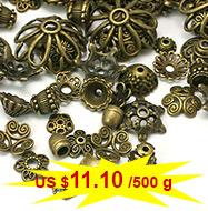 Tibetischen Stil Perlen Kappen