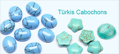 Türkis Cabochons