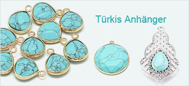 Türkis Anhänger