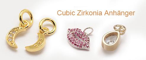 Cubic Zirkonia Anhänger