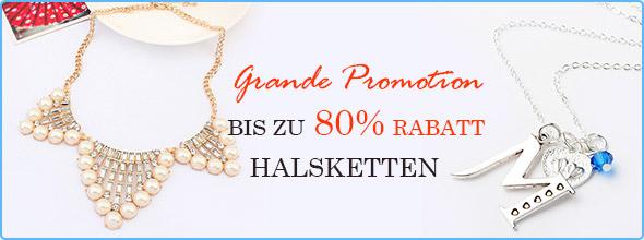 Großer Verkauf Bis zu 80% Rabatt Halsketten