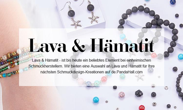 Lava & Hämatit