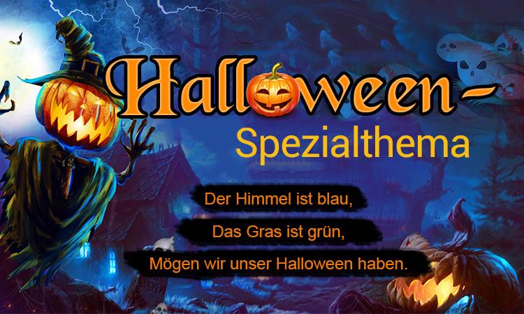 Halloween-Spezialthema