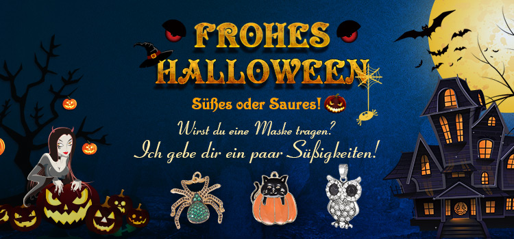 FROHES HALLOWEEN