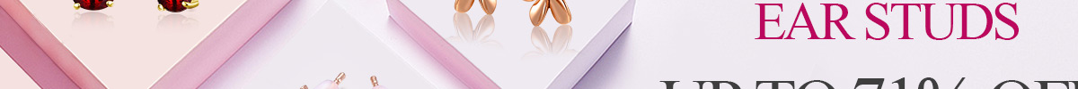 Ear Studs UP TO 71% OFF