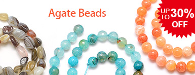 Agate Beads UP TO 30% OFF