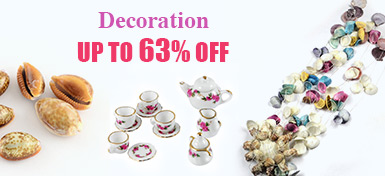 Decoration UP TO 63% OFF