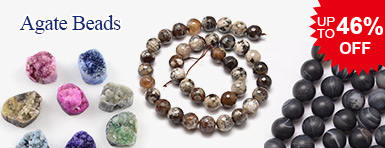 Agate Beads Up To 46% OFF