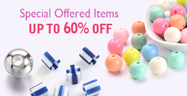 Special Offered Items UP TO 60% OFF