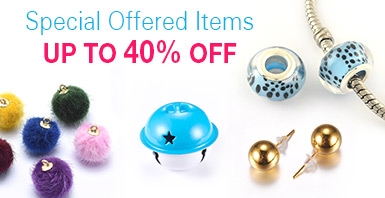 Special Offered Items UP TO 40% OFF