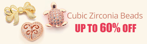 Cubic Zirconia Beads UP TO 60% OFF