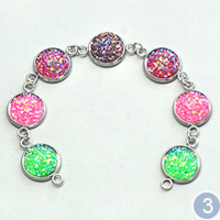 Exquisite Patch Bracelet