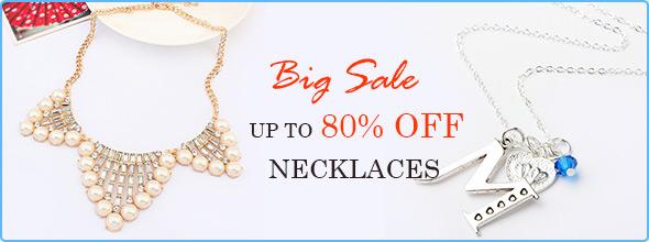 Big Sale Necklaces