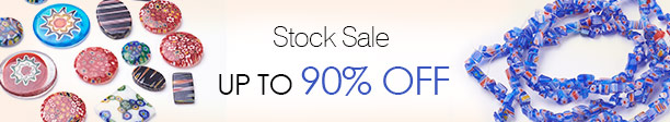 Stock Sale UP TO 90% OFF