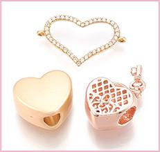 Herz-Perlen