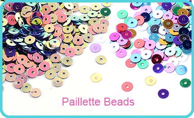 Paillette Beads
