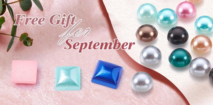 Free Gift For September