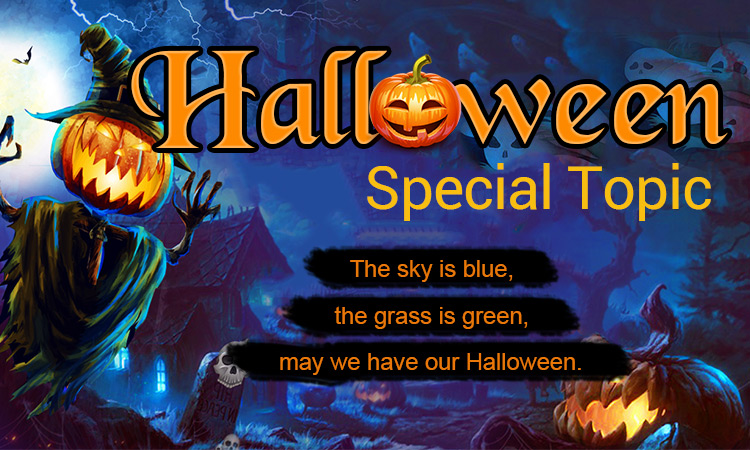 Halloween Special Topic