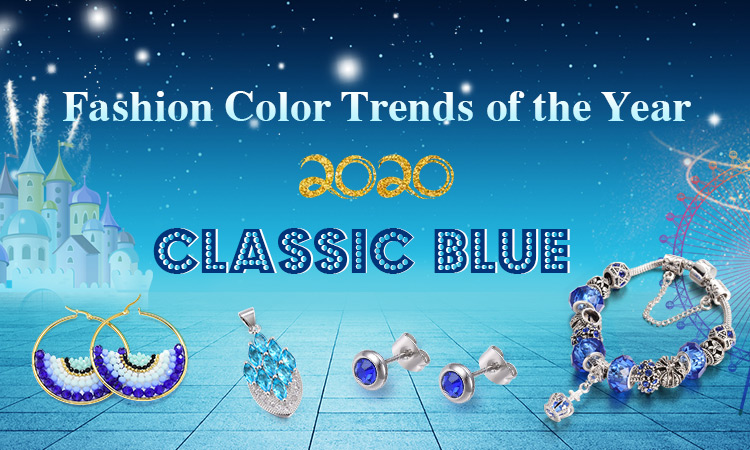 Fashion Color Trends of the Year 2020 Classic Blue