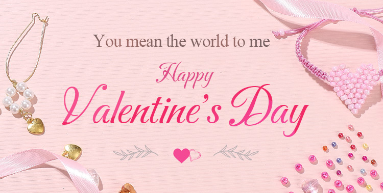 ❤You mean the world to me Happy Valentine's Day❤