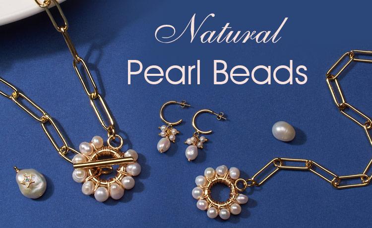 Natural Pearl Beads