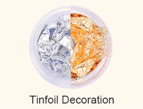 Tinfoil Decoration
