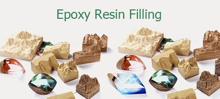 Epoxy Resin Filling