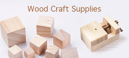 Wood Craft Supplies