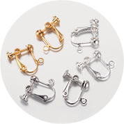Clip-on Earring Findings