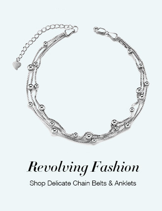 Chain Belts & Anklets