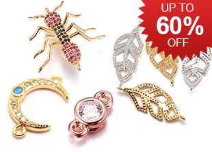 Cubic Zirconia Links Up To 60% OFF