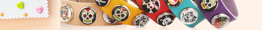 PandaHall Colecciones de Botones