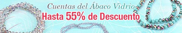 Cuentas del Ábaco Vidrio Hasta 55% de Descuento