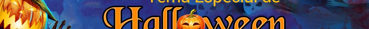 Tema Especial de Halloween