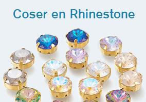 Coser en Rhinestone