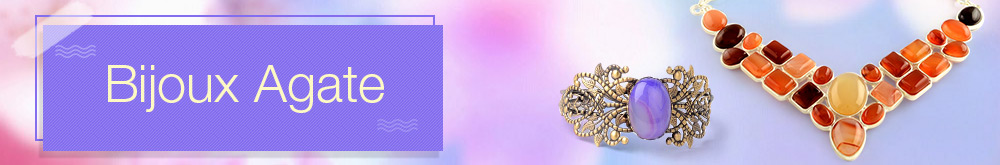 Bijoux Agate
