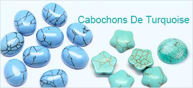 Cabochons De Turquoise