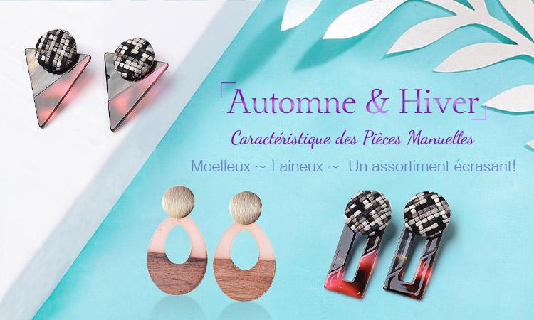 Automne & Hiver Caractéristique des Pièces Manuelles