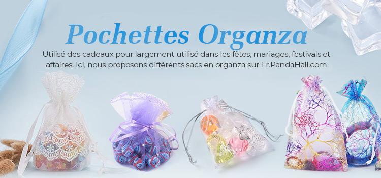 Pochettes Organza