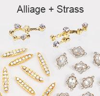 Alliage + Strass