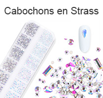 Cabochons en Strass