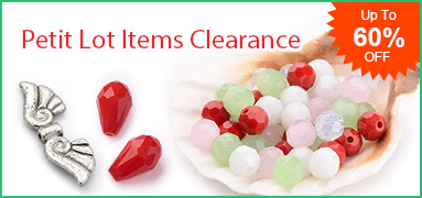 Petit Lot Items Clearance Up To 60% OFF